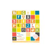 Big Fun Bible Puzzle Book, Paperback