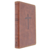 NKJV Holy Bible for Kids, Imitation Leather, Brown