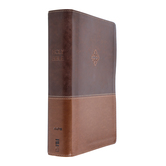 AMP Amplified Study Bible, Large Print, Imitation Leather, Multiple Colors Available