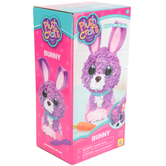The Orb Factory, Bunny Plush Craft Kit, Ages 4 Years and Older, 1 Kit