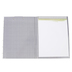 Fiddlestix Paperie, Farmhouse Keep It Simple Clipboard & Notepad, 12 1/2 x 9 1/4 x 1 inches