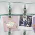 Merkury Innovations, Glitter Firefly Lights Mini Clip LED String Lights, Mint Green, 10 feet