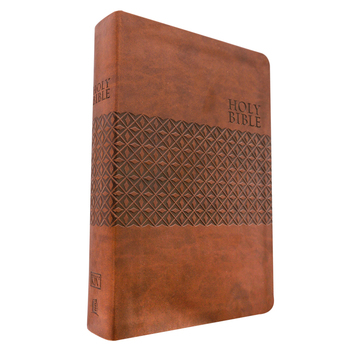 KJV Thomas Nelson Study Bible, Large Print, Imitation Leather, Multiple Colors Available