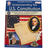 Carson-Dellosa, Understanding the U.S. Constitution Activity Workbook, Paperback, 96 Pages, Grade 5-12