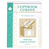 Memoria Press, Copybook Cursive Scripture and Poems