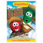 VeggieTales, Tomato Sawyer and Huckleberry Larry's Big River Rescue, DVD
