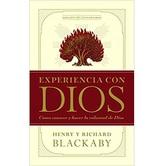 Experiencia con Dios, by Henry T. Blackaby, Richard Blackaby, and Claude V. King