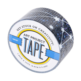 Constellation Art Project Tape, Assorted Colors, 1 7/8 inches x 10 yards, 1 Roll