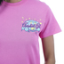 Cherished Girl, Psalm 147:4 Star Camper, Women's Short Sleeved T-Shirt, Azalea, Small