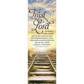 Salt & Light, Trust In The Lord Bookmarks, 2 x 6 inches, 25 Bookmarks