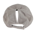 K&B Trading, Ponytail Washed Cotton Baseball Cap, Cotton, Gray, One Size