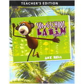 Classical Academic Press, Song School Latin Book 1 Teacher, Grades 1-2