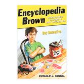 Penguin, Encyclopedia Brown, Boy Detective, by Donald J. Sobol, Paperback
