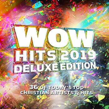 WOW Hits 2019: Deluxe Edition, by Various Artists, 2 CD Set