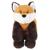 Aurora, Snoozle, Fox Stuffed Animal, 18 inches