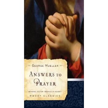 Answers to Prayer, by George Mueller