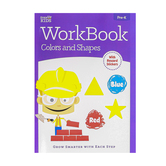 Retail Centric Marketing, Step Up Kids Colors and Shapes Workbook, Paperback, Grade Pre K