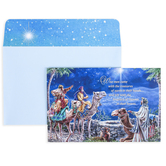 DaySpring, Wise Men Came With Treasures Boxed Cards, 18 Cards 19 Envelopes