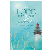 Salt & Light, The Lord Is My Light & My Salvation Church Bulletins, 8 1/2 x 11 inches Flat, 100 Count