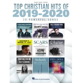 Top Christian Hits Of 2019-2020, by Various Artists, Songbook