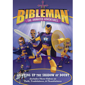 Bibleman: Lighting Up the Shadow of Doubt, DVD