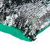 Brother Sister Design Studio, Reverse Sequin Pillow, Assorted Colors, 11 1/2 x 4 1/2 inches