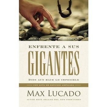 Enfrente a Sus Gigantes, by Max Lucado, Paperback