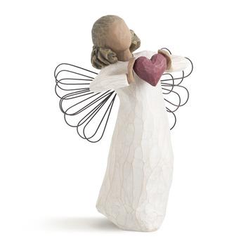 Willow Tree, With Love Angel Figurine