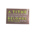 Salt & Light, A Tithe of Everything Envelopes, 6 1/4 x 3 1/8 inches, 100 Envelopes