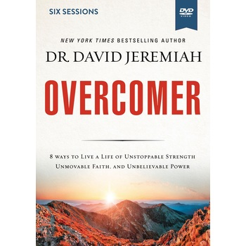 Overcomer Small Group Study, by Dr. David Jeremiah, DVD or Paperback