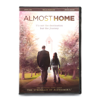 Almost Home, DVD