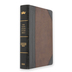 CSB Tony Evans Study Study Bible, Imitation Leather, Black and Brown