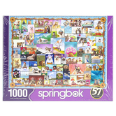 Springbok, Animal Quackers Jigsaw Puzzle, 1000 Pieces, 30 x 24 inches