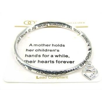 Oori Trading, Mother's Prayer Mobius Bracelet