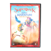 Superbook, A Giant Adventure of David and Goliath, DVD