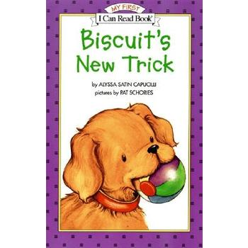 Biscuit's New Trick, My First I Can Read Book, by Alyssa Satin Capucilli, Paperback