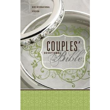 NIV Couples' Devotional Bible, Hardcover