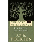 The Return of the King, The Lord Of The Rings, Book 3, by J. R. R. Tolkien, Paperback