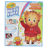 Crayola, Color Wonder Mess Free Daniel Tiger's Neighborhood Coloring Pad, 18 Pages, Ages 3 and up