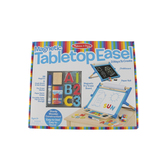 Melissa & Doug, Tabletop Art Easel, Ages 3 Years and Older, 20 x 15 Inches