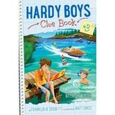 Water-Ski Wipeout, Hardy Boys Clue Book, Book 3, by Franklin W. Dixon & Matt David, Paperback