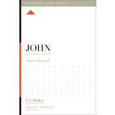 John: A 12-Week Study, Knowing the Bible Series, by Justin Buzzard, Paperback