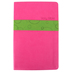 NLT Premium Gift Bible, Duo-Tone, Pink and Green