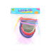 Silly Winks, Foam Visor Value Pack, Assorted Colors, 7 count