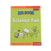 Big Book of Science Fun for Elementary Kids by David C Cook, Paperback, 216 Pages, Ages 6-12