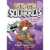 Nutty Study Buddies, The Dead Sea Squirrels, Book 3, by Mike Nawrocki, Paperback