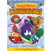 VeggieTales, League of Incredible Vegetables, A Lesson on Handling Fear, DVD