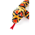 Aurora, Diamond Back Rattle Snake Stuffed Animal, 50 inches