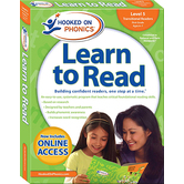 Hooked on Phonics, Learn to Read Level 5: Transitional Readers, Grade 1, Box Set, Ages 6-7