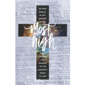 Salt & Light, Psalm 91:1 Most High Church Bulletins, 8 1/2 x 11 inches Flat, 100 Count